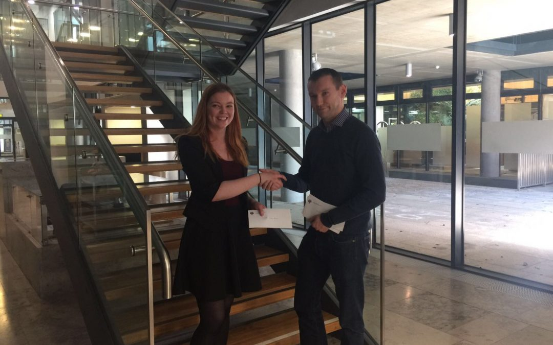 May 2017: Well done Larah!